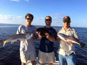 2016 Fall Pamlico Sound Fishing