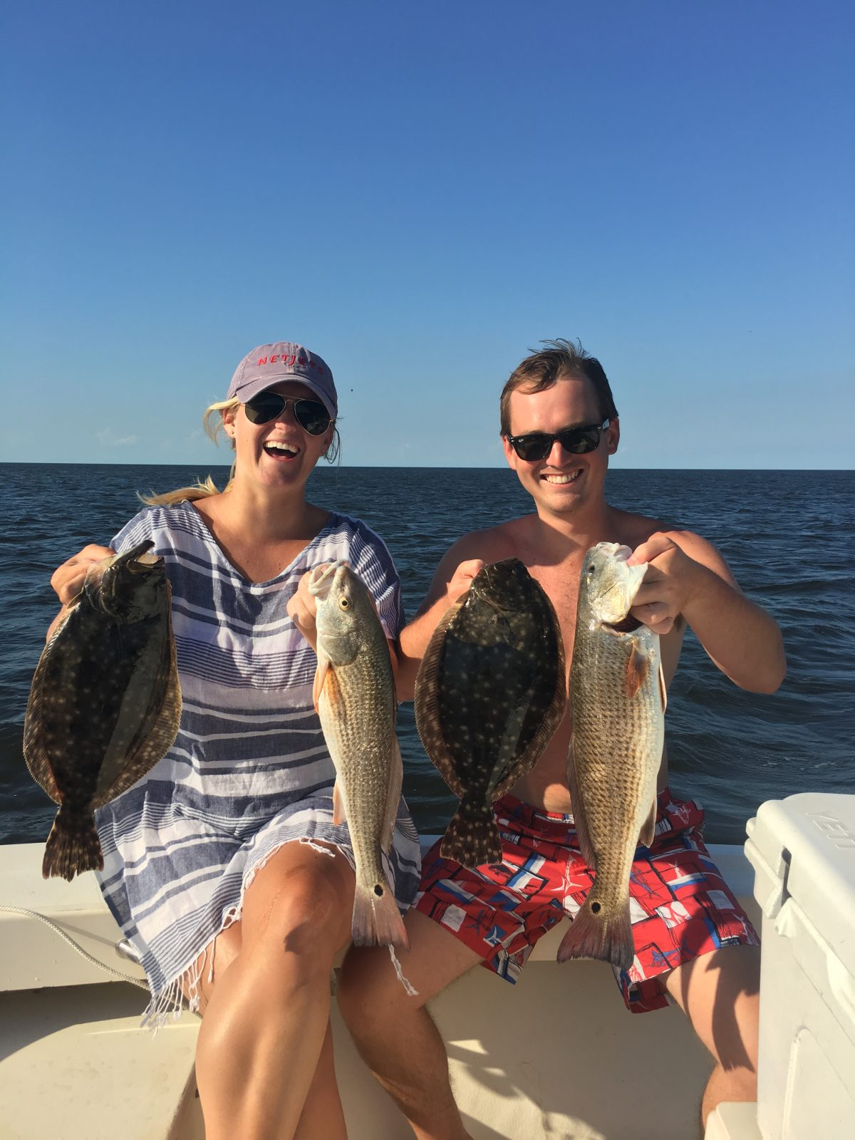 Summertime on the Sound : Pamlico fishing report